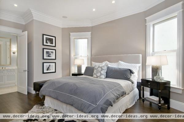 Master Bedroom - contemporary - bedroom - san francisco