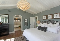 Hamptons Style - traditional - bedroom - orange county