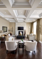 Jane Lockhart Interior Design - traditional - living room - toronto