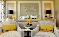 Avatar Homes Model - contemporary - bedroom - orlando