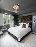 San Juan Capistrano project - contemporary - bedroom - orange county
