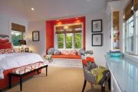 Port Bristol Custom - eclectic - bedroom - orange county