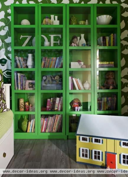 Contemporary Kids' Rooms  Brian Patrick Flynn : Designer Portfolio