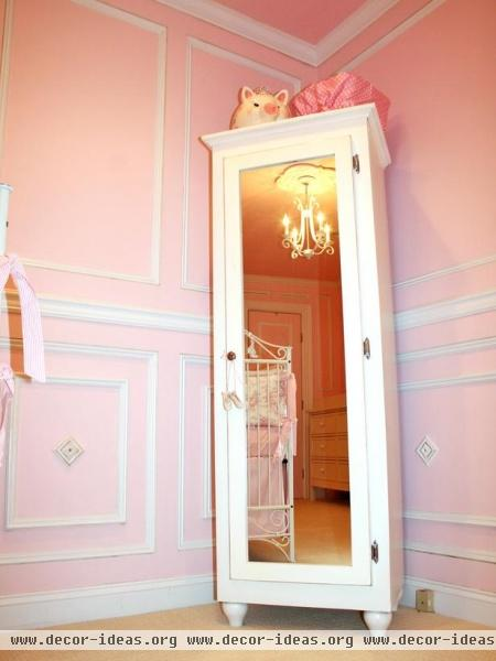 Romantic Kids' Rooms  : Designer Portfolio
