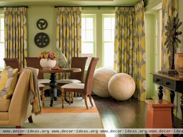 High-Energy Interiors