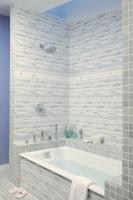 Beach House - eclectic - bathroom -