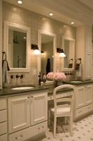 21st Century Bungalow - traditional - bathroom - other metro