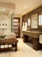 Personal Spa Bath - contemporary - bathroom - denver