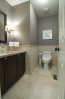 casual luxury - contemporary - bathroom - toronto