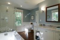 Cape Cod Renovation - Master Bath - traditional - bathroom - boston