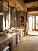 Napa Wine Country - contemporary - bathroom - san francisco