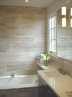 Pacific Heights Mediterranean - contemporary - bathroom - san francisco