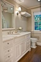 Empty Nester - traditional - bathroom - boston