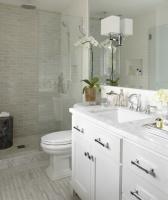 Greenbrae, CA - contemporary - bathroom - san francisco