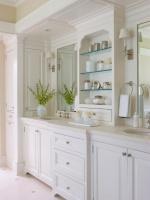 Classic Informality - traditional - bathroom - new york