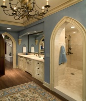 Matrka Inc. - traditional - bathroom - columbus