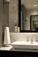 Seeley Master Bath B - traditional - bathroom - chicago