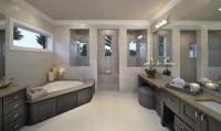 La Castille - contemporary - bathroom - other metro