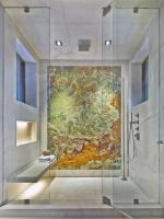 Contemporary Shower - modern - bathroom - denver