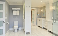 White Rock - traditional - bathroom - vancouver