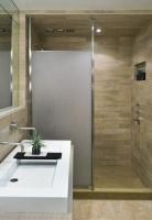 Newton Residence - contemporary - bathroom - boston