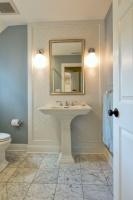 Classic Transformation - traditional - bathroom - new york