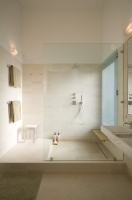 Fairfield House - modern - bathroom - austin