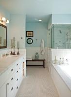 Bellagio Place - traditional - bathroom - los angeles