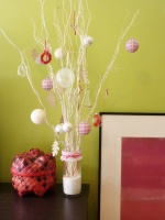 Christmas 2010 - eclectic - living room - other metro