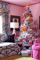 Holiday - eclectic - living room - little rock