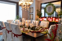 Homes for the Holidays 2012- Edmonton - traditional - dining room - edmonton