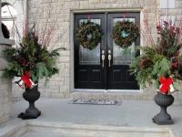 Christmas Decor -  - living room - ottawa
