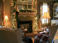 Carolyn Aiken - traditional - living room - other metro