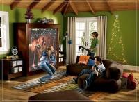Eco Rockstar Lounge - contemporary - kids -