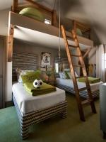 Eclectic Kids' Rooms  Linda Woodrum