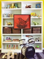 Contemporary Kids' Rooms  Brian Patrick Flynn : Designer Portfolio