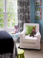 Transitional Kids' Rooms  Traci Zeller  : Designer Portfolio