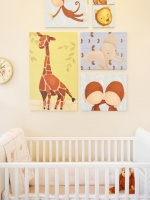 Eclectic Kids' Rooms  Susie Fougerousse : Designer Portfolio