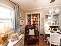 Eclectic Home Offices  Judi Ackerman : Designer Portfolio