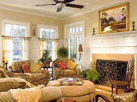 Comfortable, Relaxing Family Room