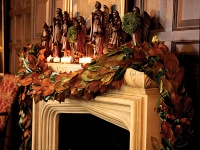 Angel Scene Mantel