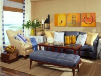 Vivid Family Room