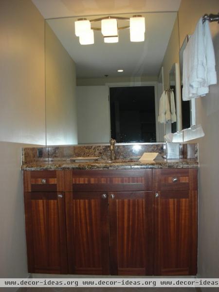 Tropical Bathroom - tropical - bathroom - hawaii