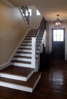 Stair - traditional - entry - dallas