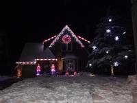 Holiday Lighting - traditional - exterior - omaha