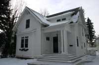 South Sandpoint Private Residence - traditional - exterior - other metro