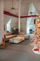 Private Residence, Valley City - contemporary - living room - other metro