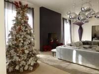 christmas 2012 - contemporary - living room - san diego