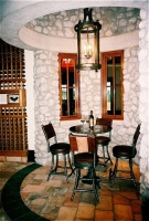 Jamie Snavley - traditional - wine cellar - other metro