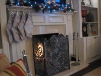 Christmas/Holiday Decorating - traditional - living room - toronto